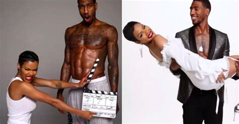 teyana taylor reality show teyana taylor and iman shumpert are couplegoals in teaser