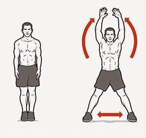 7 Fat Burning Exercises to do At Home all bodybuilding