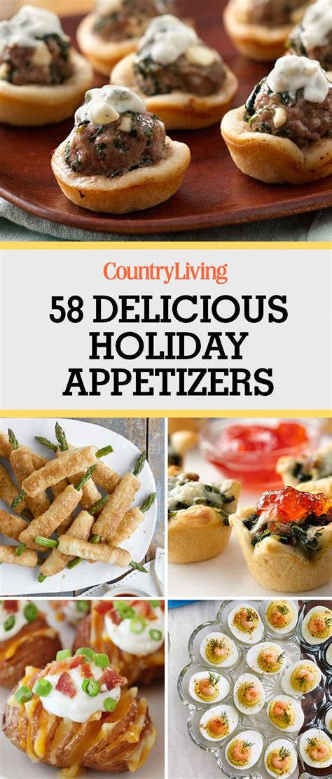 75 christmas appetizers to please every holiday guest