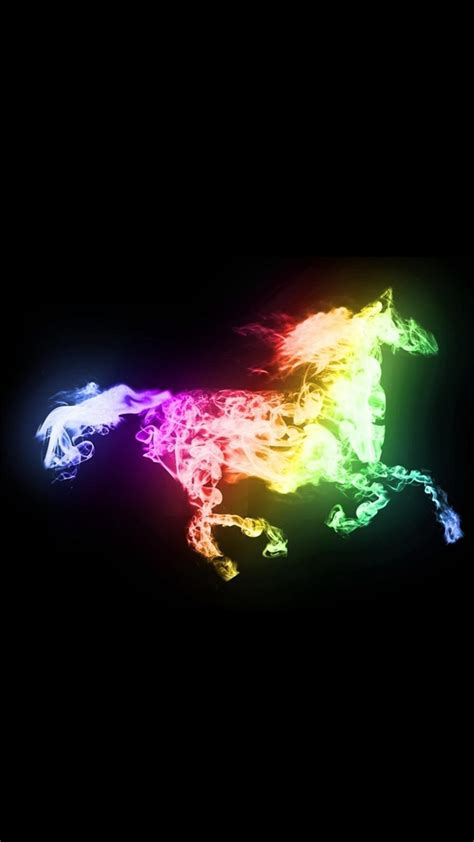 Galaxy Unicorn Neon Wallpaper by Wallpaper Hd 61 Images