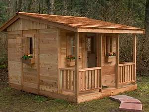 PDF DIY Childrens Outdoor Playhouse Plans Download
