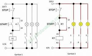 Cara Memasang Kontaktor Magnet