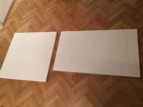 Ikea Schreibtischplatte Weiß by Ikea Schreibtischplatten Vika Amon 75x75 Und 100x60 Wei 223