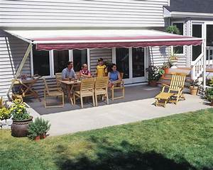 20x9 Ft  Sunsetter Manual Retractable Awning 900xt Model