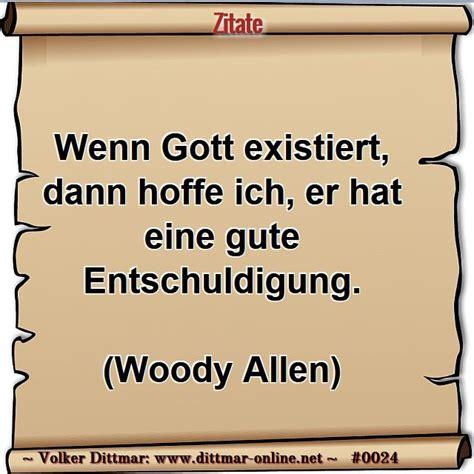 zitate woody allen aphorismen