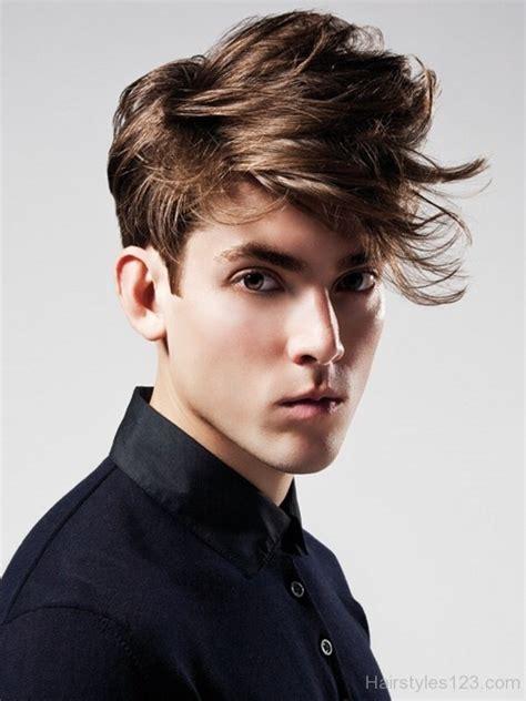 medium hairstyle  boys