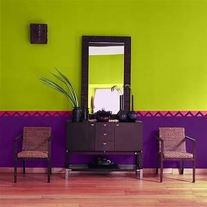 Association De Couleur : peinture la magie de la couleur galerie photos d ~ Dallasstarsshop.com Idées de Décoration