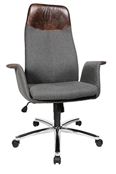 topstar 7969ll528 retro housse de fauteuil chaise de bureau air ailes