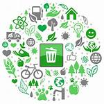 Recycling Recycle Club Environment Points Icons Jensen