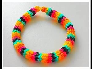 Bracelet Avec Elastique : les 25 meilleures id es de la cat gorie elastique loom sur pinterest bracelets en lastique ~ Melissatoandfro.com Idées de Décoration