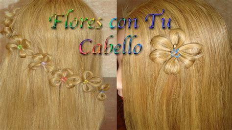 Flower Hair Bow Tutorial for Medium Long Hairstyles