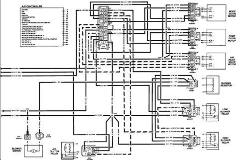 99 C1500 Brake Wiring Diagram by I A 91 Chevy C1500 4 3 V6 Manual Shift 4 Speed 5th