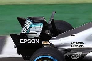 Mercedes La Teste : mercedes teste un t wing et n 39 exclut pas un aileron de requin ~ Maxctalentgroup.com Avis de Voitures