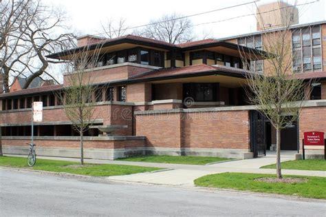 frank lloyd wright style house plans s robie house chicago de frank lloyd wright image