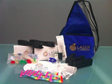 Light And Laser Education And Outreach Kit  Laser Classroom