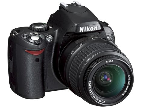 best compact nikon nikon d40 compact digital slr announced