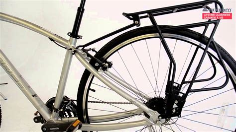 axiom bike rack journey uni fit rear racks fit almost any bicycle