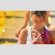 Lolë's White Yoga Session On August 9 Don't Miss It!  Mon Yoga Virtuel