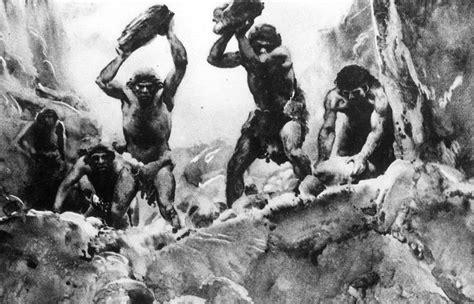 rise  caveman politics  boston globe
