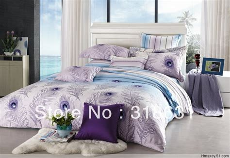 Peacock Bedding by Peacock Print Bedding Promotion Shop For Promotional