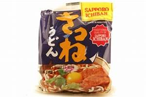 Sapporo Ichiban Japanese Style Noodles with Fried Bean ...