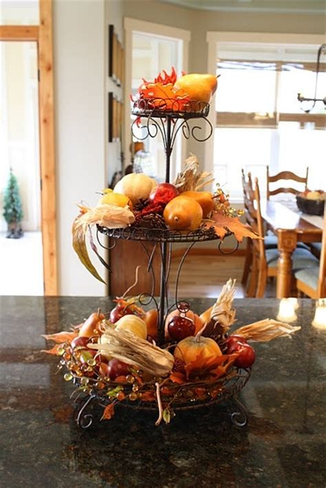Fall Decorating Ideas For Kitchen by Fall Decorating Ideas Kitchen