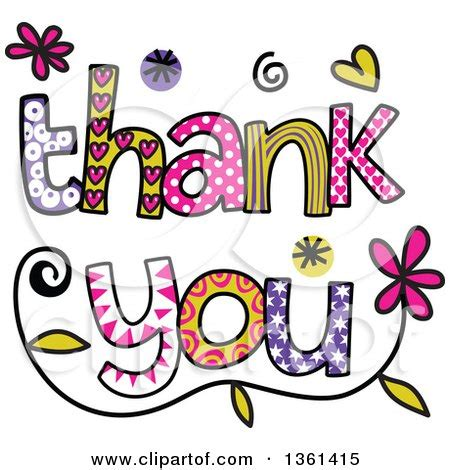 Clip Thank You Thank You So Much Clipart 101 Clip