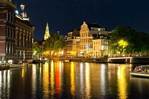 Amsterdam by Night - Zy-co Design & Photo