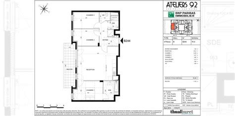 la chambre des notaires immobilier neuf lire le plan de votre futur appartement