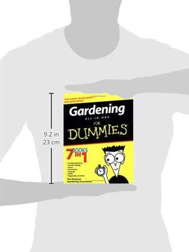gardening all in one for dummies gardening all in one for dummies 785555863149 toolfanatic com