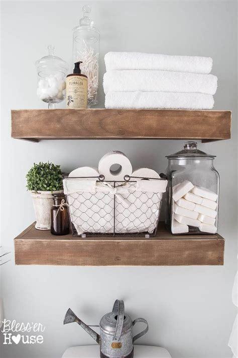 diy bedroom decorating ideas best 25 floating shelves bathroom ideas on