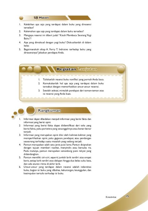 Bagamana Cara Menulis Notula by Bse Kelas Xii Sma Bahasa Bahasa Indonesia Adi As
