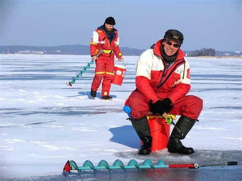 ice fishing essential gear