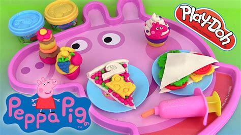 pate a modeler en anglais peppa pig p 226 te 224 modeler pupitre d activit 233 s activity desk play doh