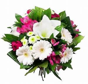 pele mele With chambre bébé design avec fleurs blanches pour bouquet