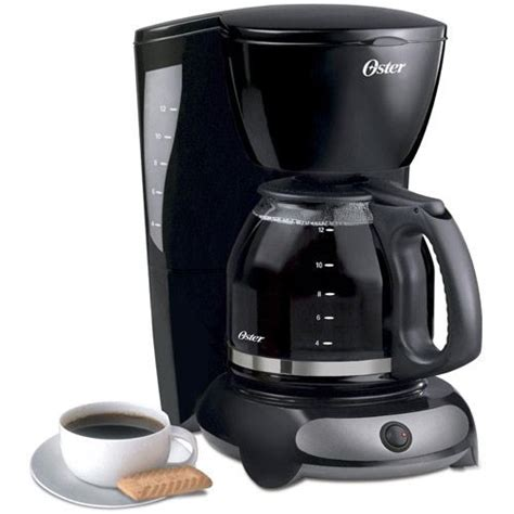 Oster BVSTDCMV13 12 Cup Coffee Maker with Permanent Filter