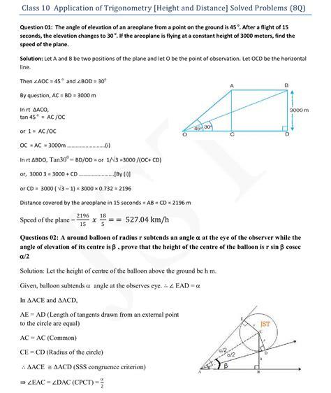 maths worksheets for class 10 cbse cbse maths project