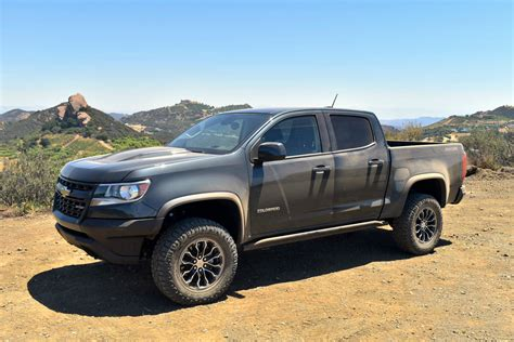 2017 Chevrolet Colorado Zr2 Review Offroad Daily