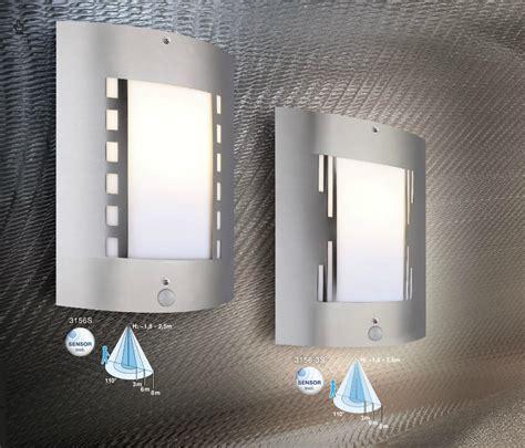 led außenbeleuchtung mit bewegungsmelder aussenleuchte mit bewegungsmelder edelstahl sensor aussenle aussenbeleuchtung aussenleuchten