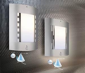 Edelstahl Außenleuchten Mit Bewegungsmelder : aussenleuchte mit bewegungsmelder edelstahl sensor aussenlampe aussenbeleuchtung aussenleuchten ~ Indierocktalk.com Haus und Dekorationen