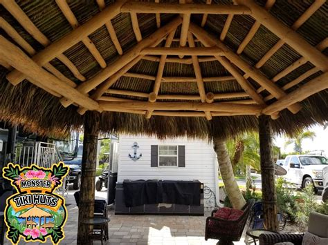 Tiki Hut Fort - fort myers tiki huts chickee huts get in touch today