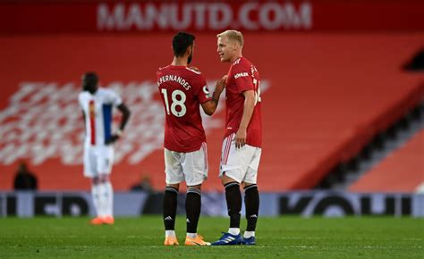 Manchester United player ratings vs Crystal Palace - The ...