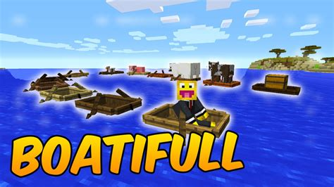 Boat Mod Minecraft 1 11 2 by Boatifull Mod 1 11 2 1 10 2 Tie Boats Together I