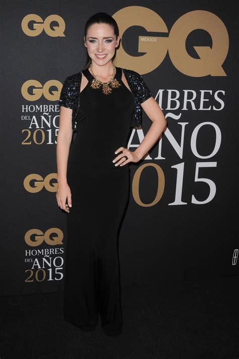 Ariadne Diaz – GQ Men of the Year Awards 2015 in Mexico ...