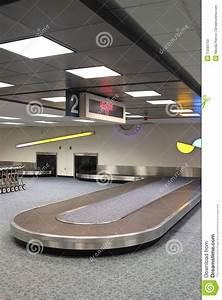 Vertical Airport Baggage Claim Carousel Stock Photo ...