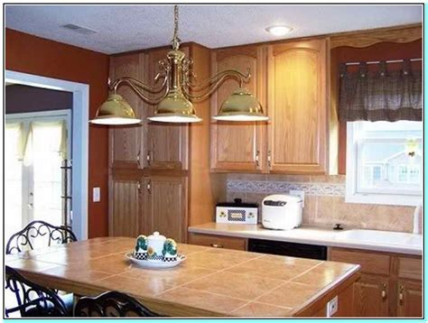 kitchen paint color ideas with honey oak cabinets