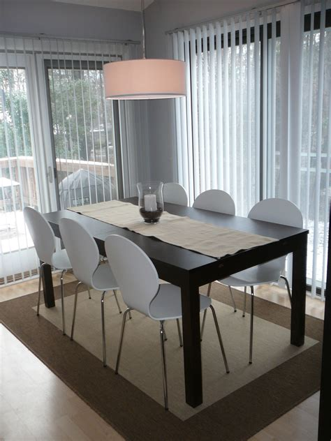 ikea modern dining table awesome white ikea dinette tables and chair set dining