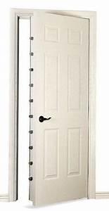 Browning Security Door 6 Panel