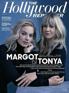 Margot Robbie and Tonya Harding cover The Hollywood ...