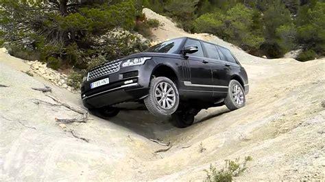 solo auto digital prueba range rover vogue  sdv
